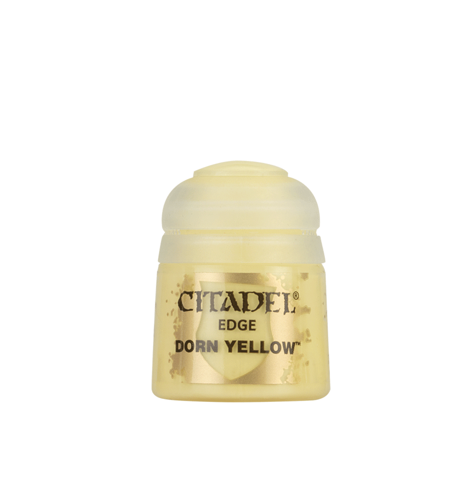 Citadel Layer - Dorn Yellow