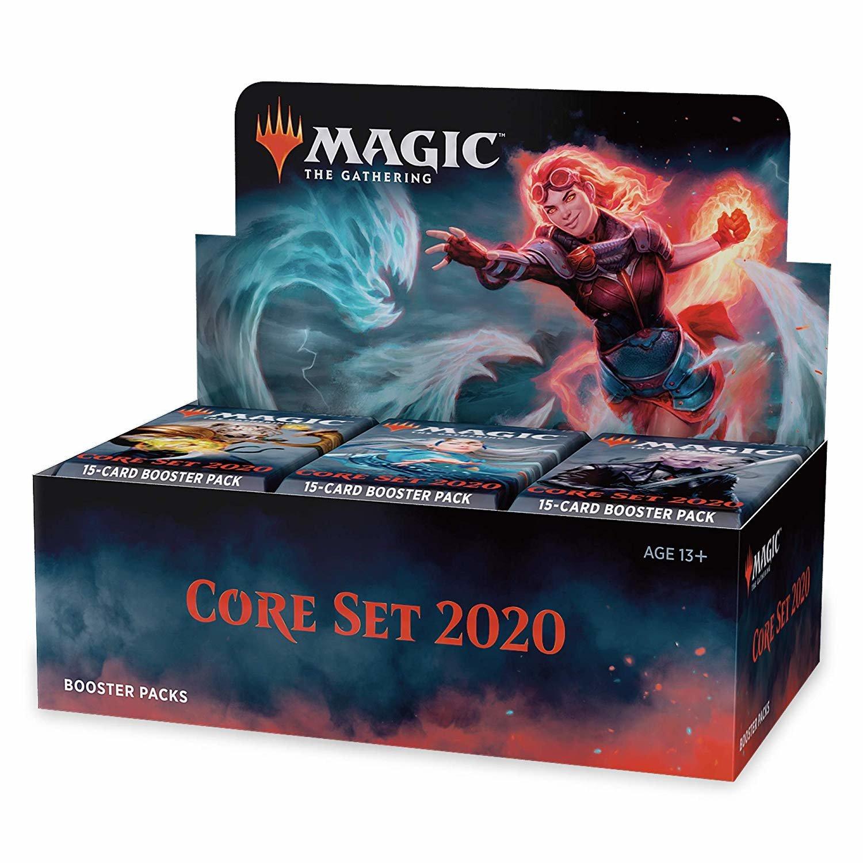 Magic Core 2020 Display