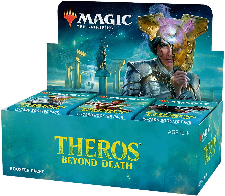 Theros Beyond Death Booster Display