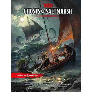 D&D 5th Ghosts of Saltmarsh