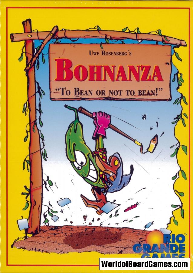 Bohnanza (Eng)