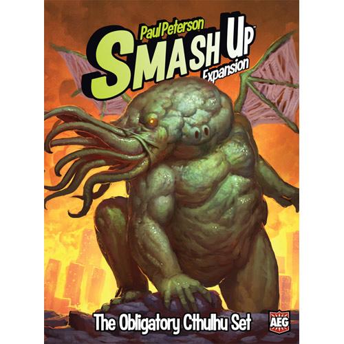 SMASH UP - THE OBLIGATORY CTHULHU SET (EXPANSION)