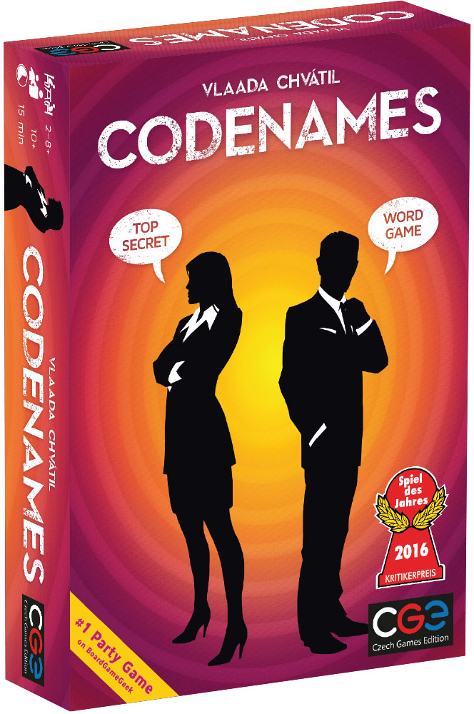 Codenames Svenska