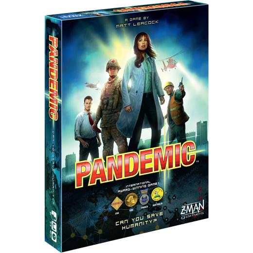 Pandemic (svenska/finska)