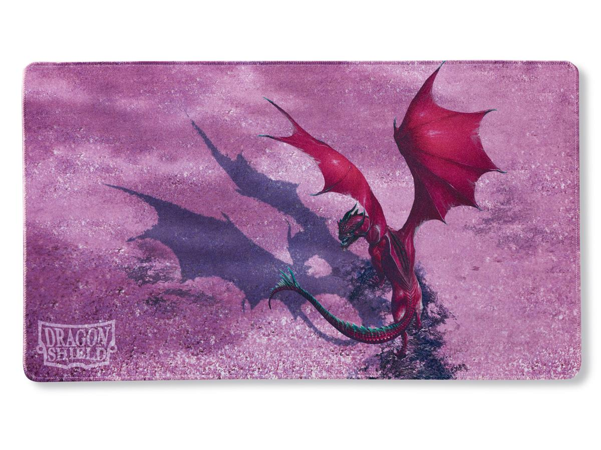 Fuchsin Playmat