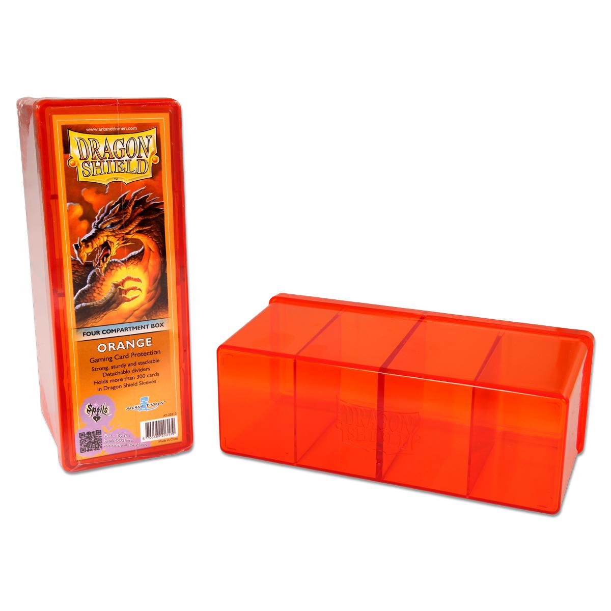 Four Comp Box