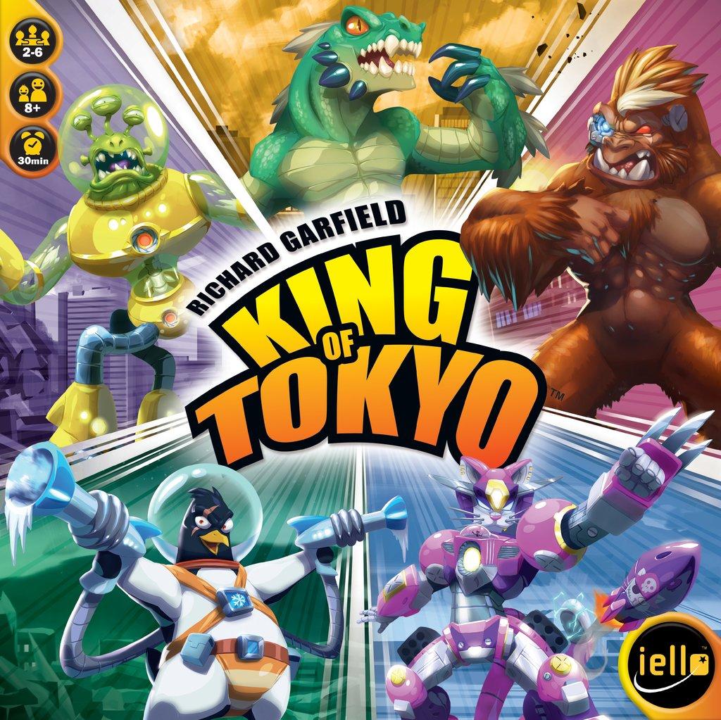 King of Tokyo Svenska
