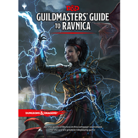 D&D 5th - Guildmasters Guide to Ravnica