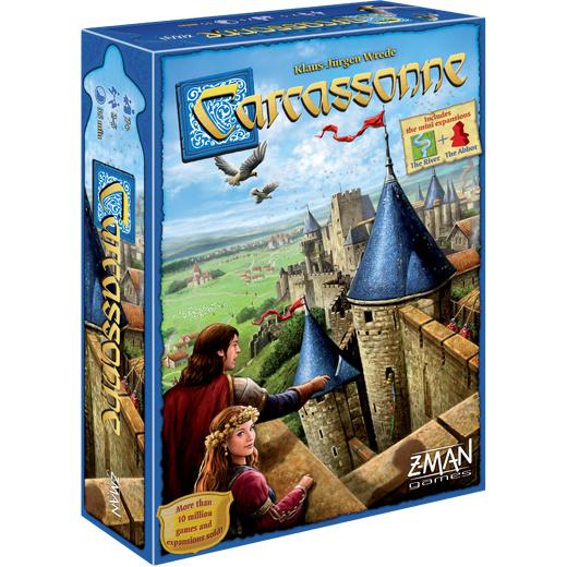 Carcassonne (Skandinavisk version)