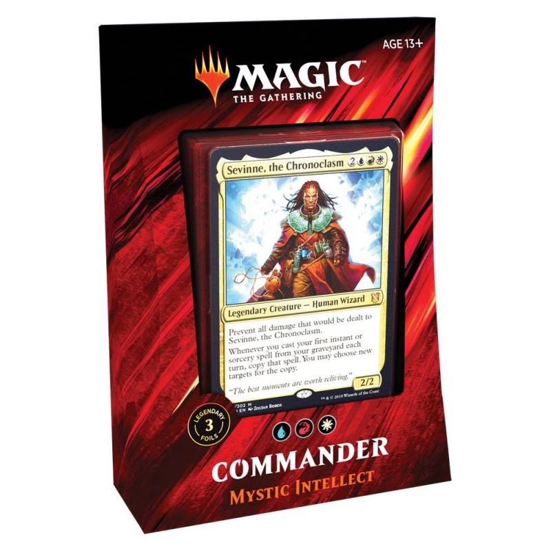 MtG Commander 2019 - Mystic Intellect