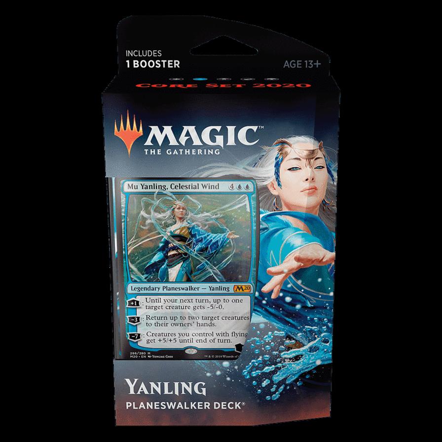 Magic Core 2020 PW Deck - Yanling