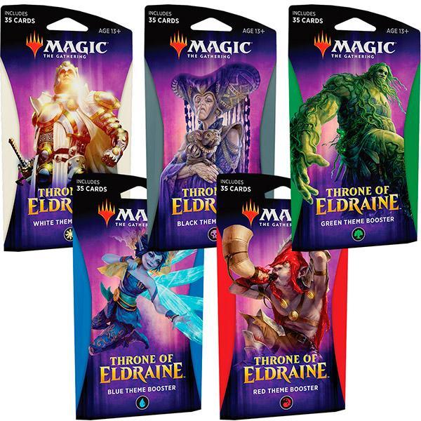 Throne of Eldraine - Theme Boosters - Black