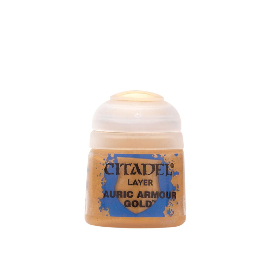Citadel Layer - Auric Armour gold