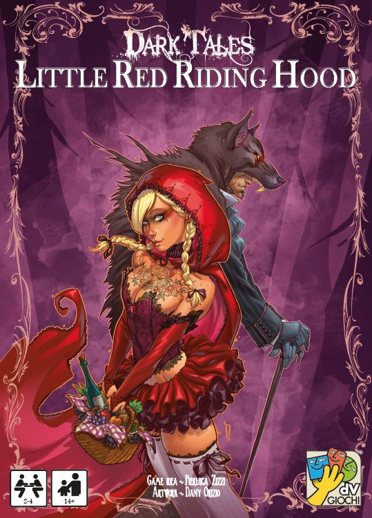 Dark Tales - Little Red Riding Hood - Expansion