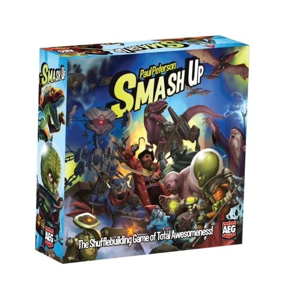 Smash Up - Base Game
