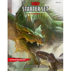 D&D Starter Set - D&D 5th Edition