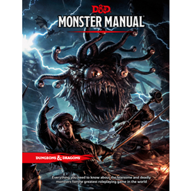 Monster Manual - D&D 5th Edition
