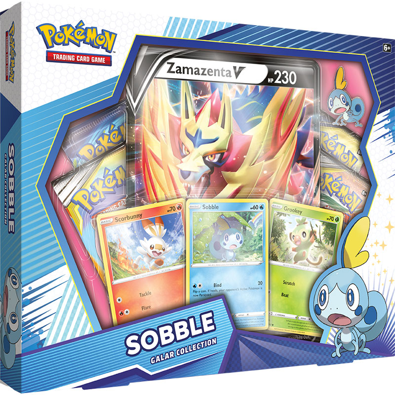 Pokémon Galar Collection - Sobble