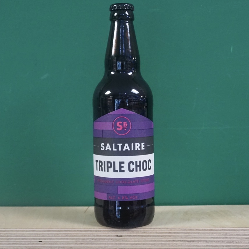 Saltaire Triple Chocolate Stout