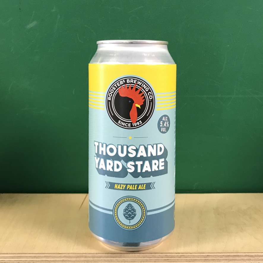 Roosters Brewing Co Thousand Yard Stare