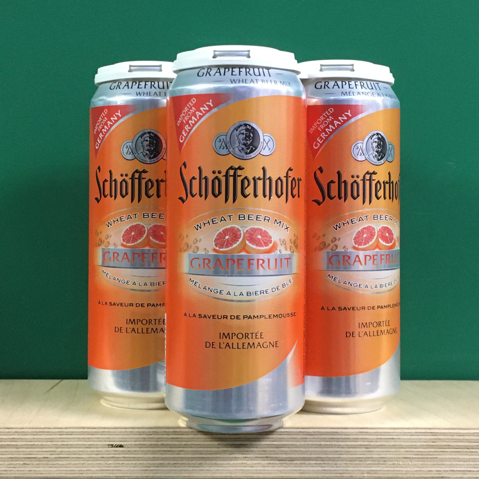 Schofferhoffer Grapefruit 4 Pack