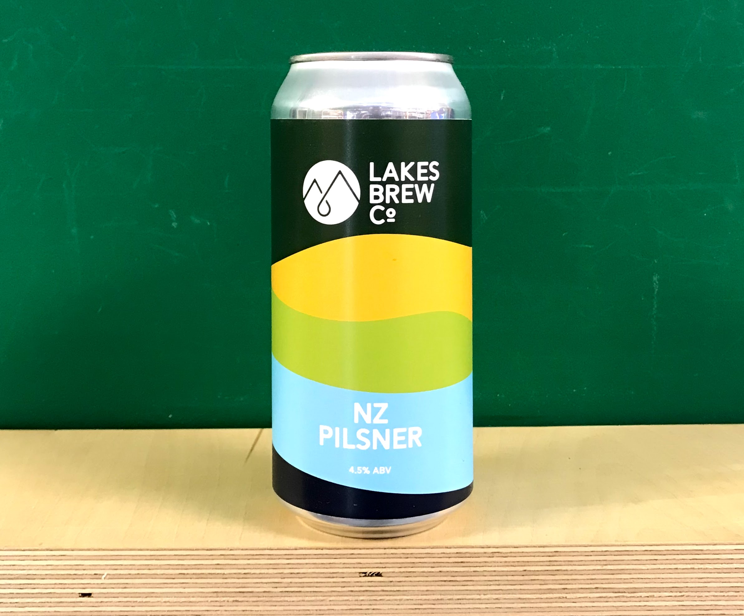 Lakes Brew Co NZ Pilsner