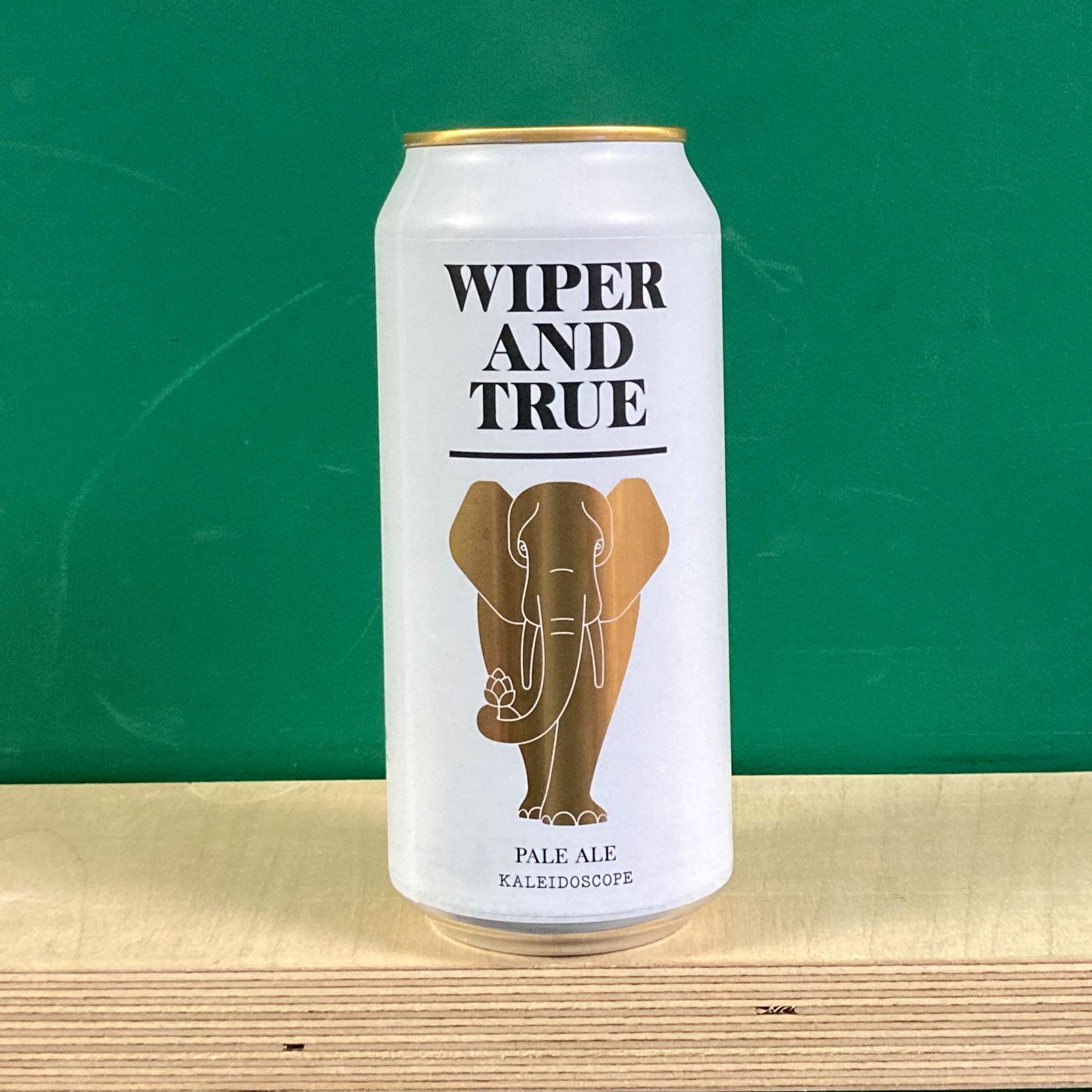 Wiper & True Kaleidascope