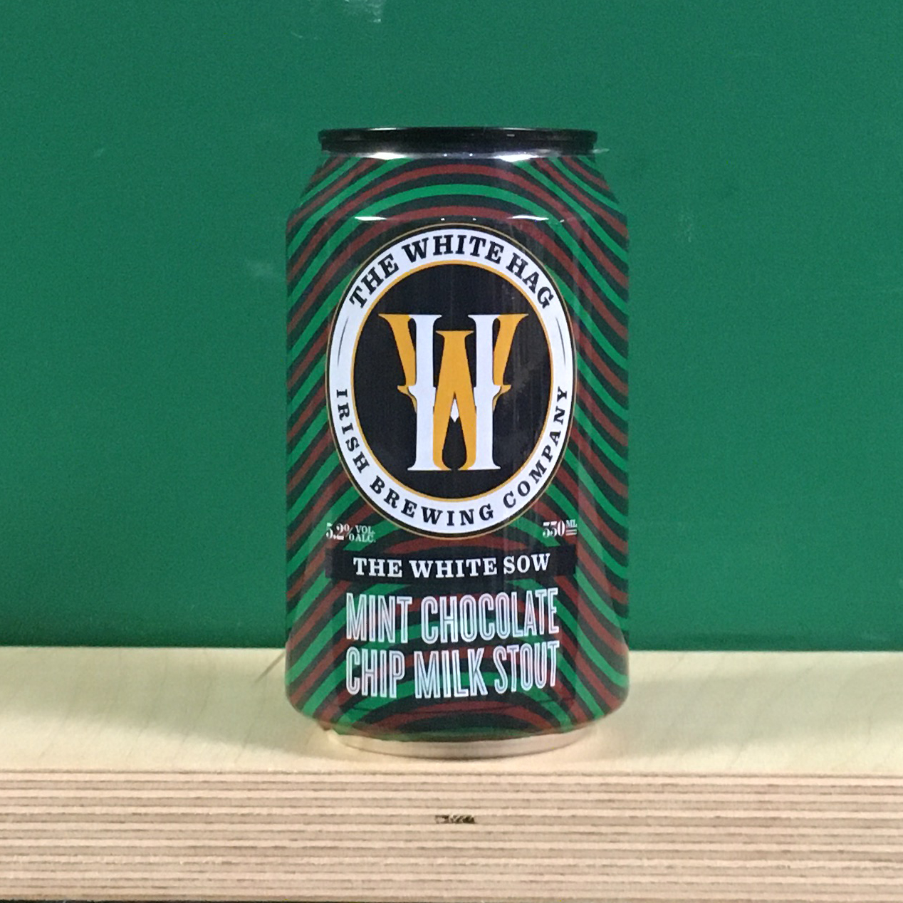 The White Hag White Sow Mint Chocolate Chip Milk Stout