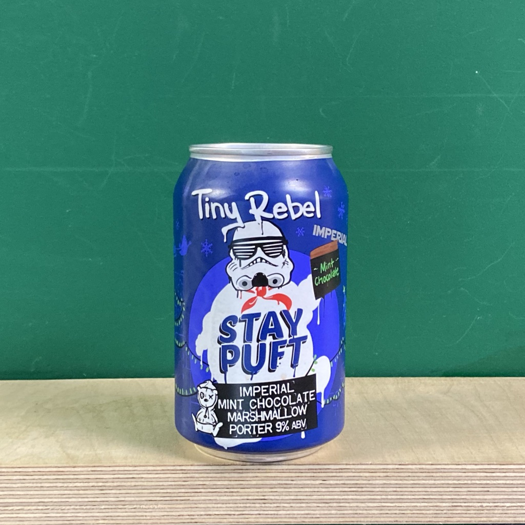 Tiny Rebel Mint Choc Imperial Stay Puft