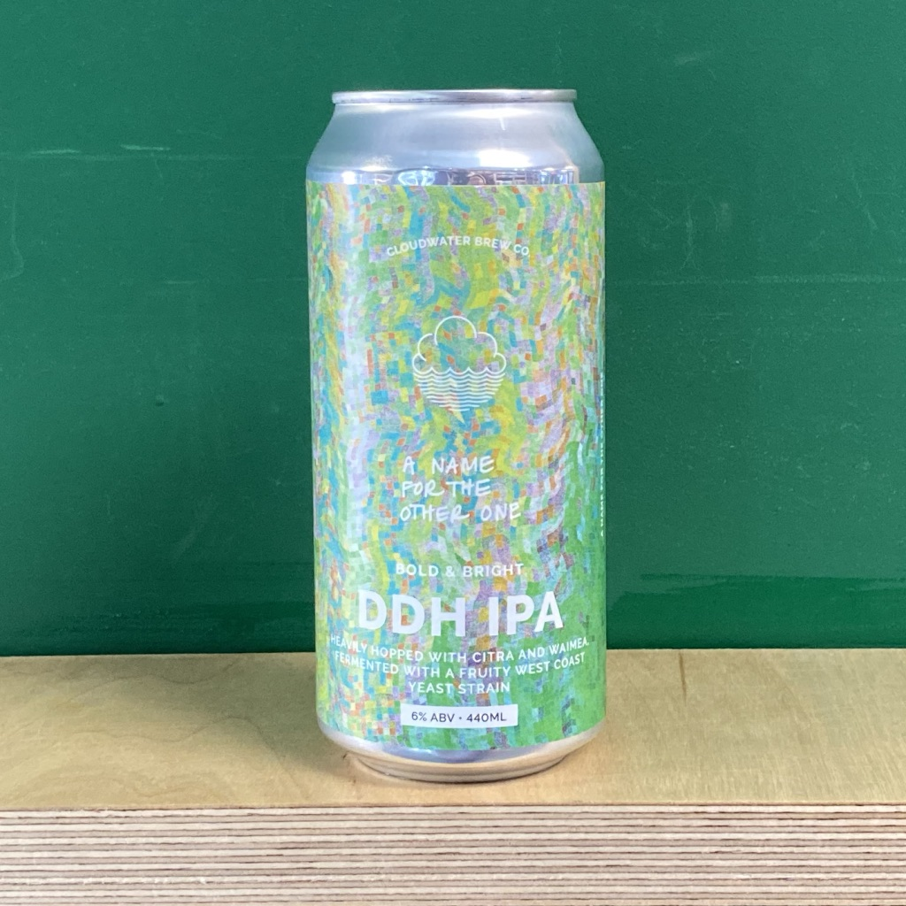 Cloudwater A Name For The Other One DDH IPA
