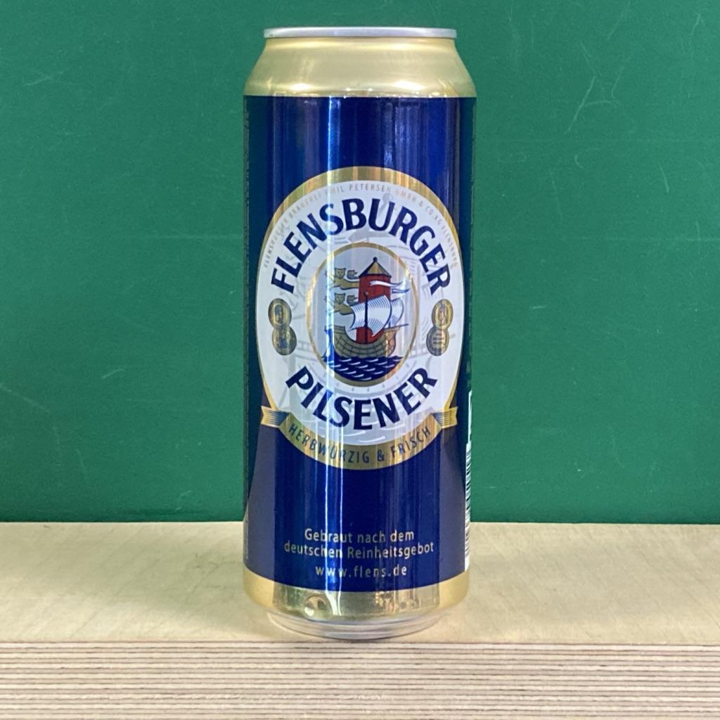Flensburger Pilsner Can