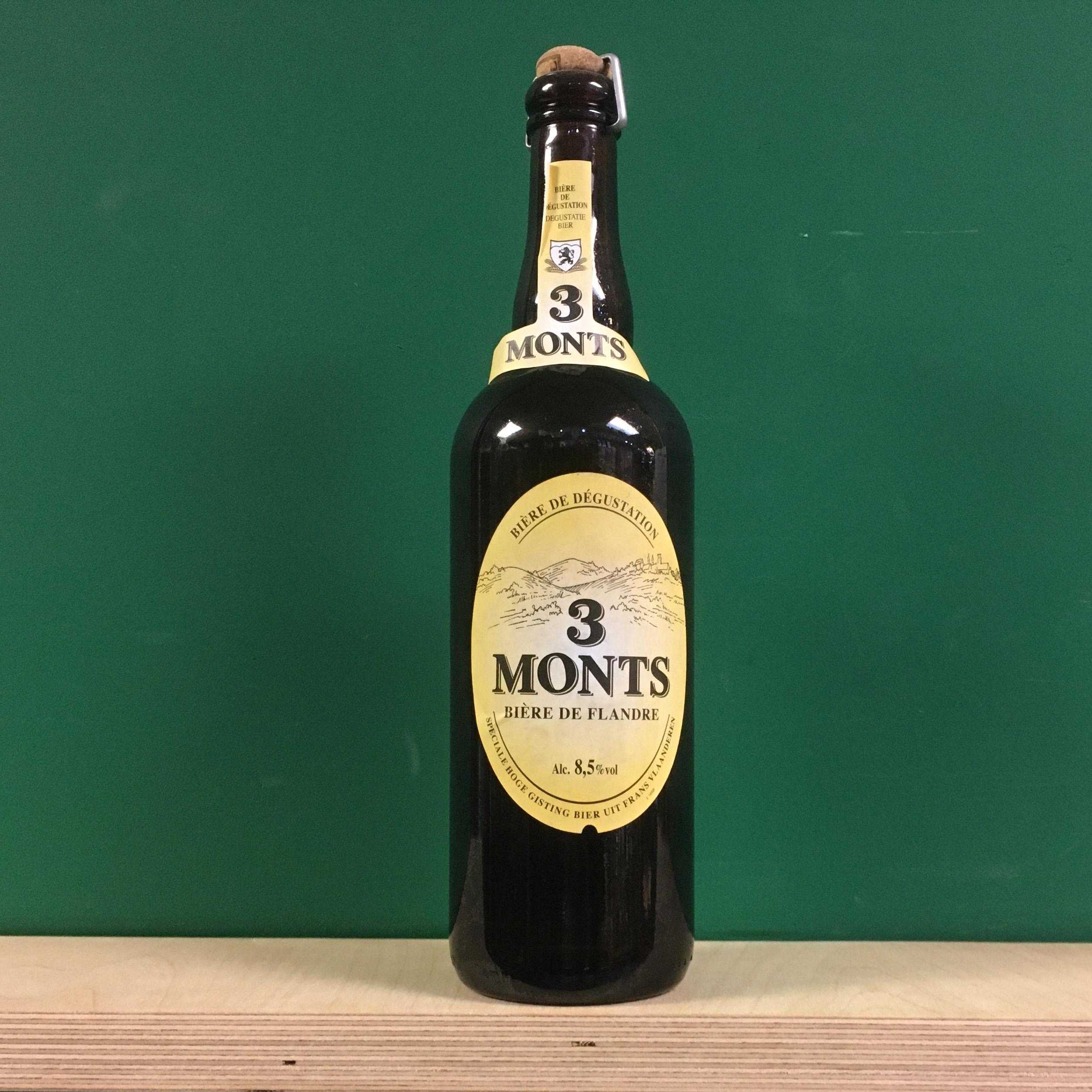 Trois Monts Flanders Bier
