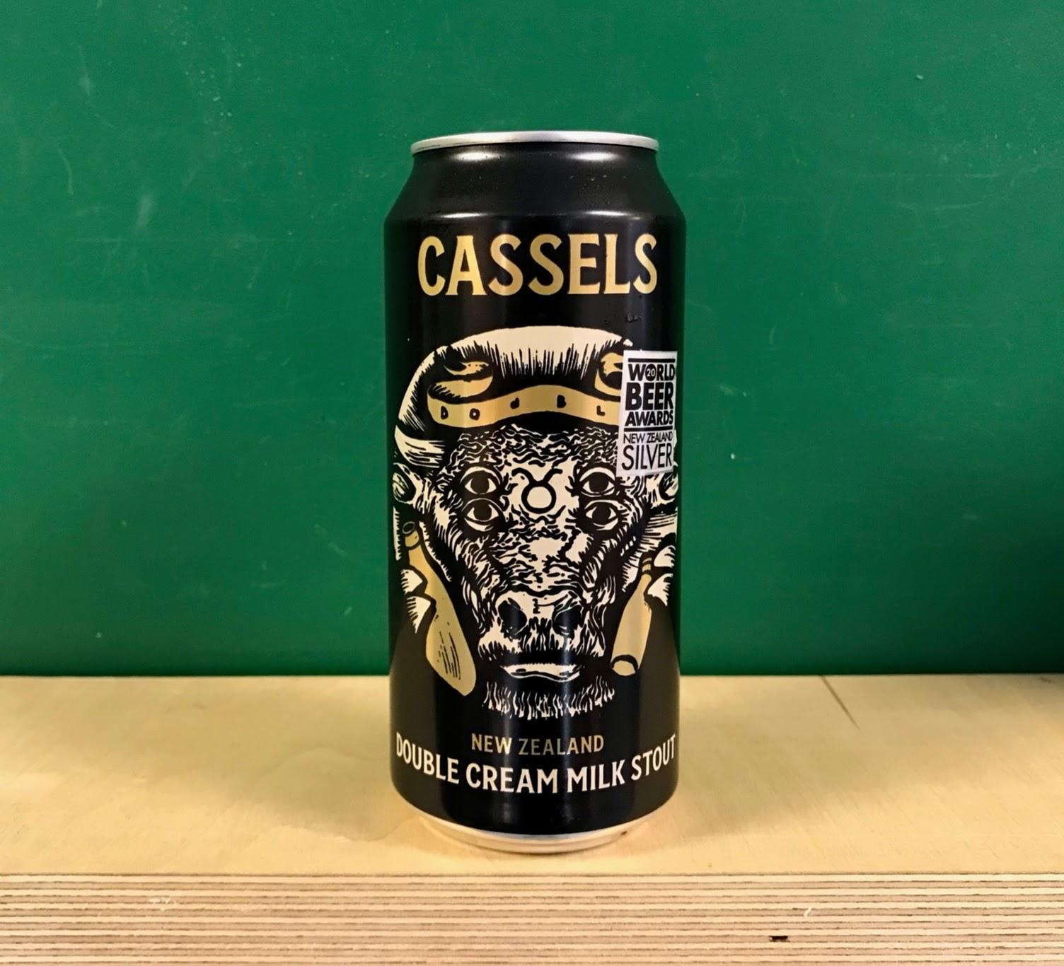 Cassels Double Cream Milk Stout