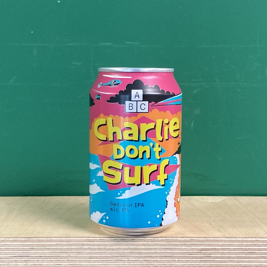 Alphabet Charlie Don't Surf