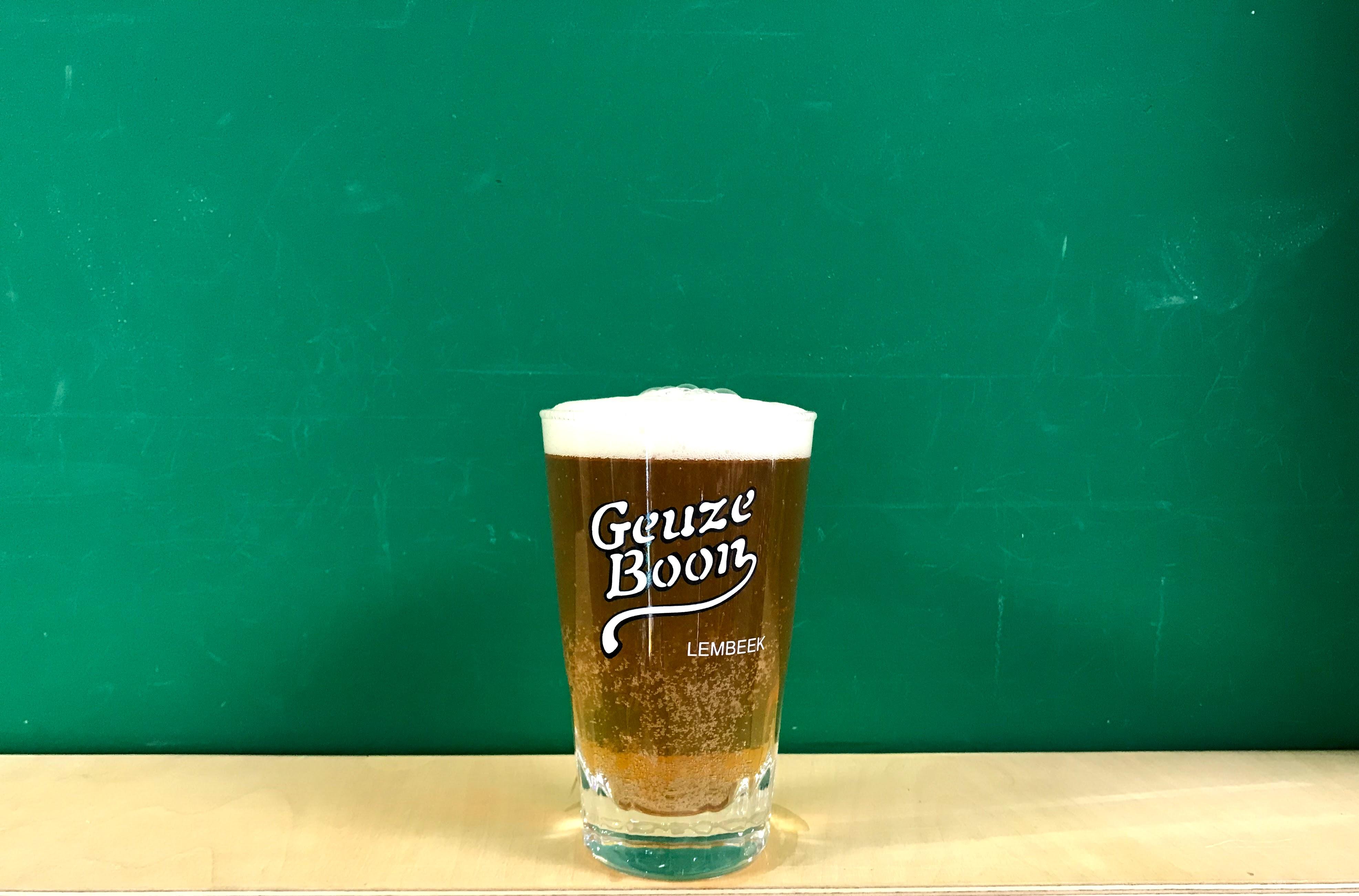Boon Gueze Glass