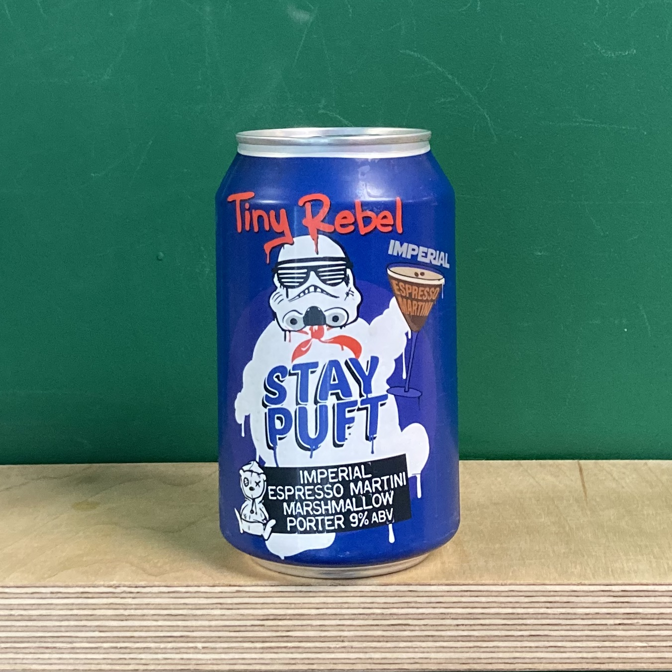 Tiny Rebel Stay Puft Espesso Martini