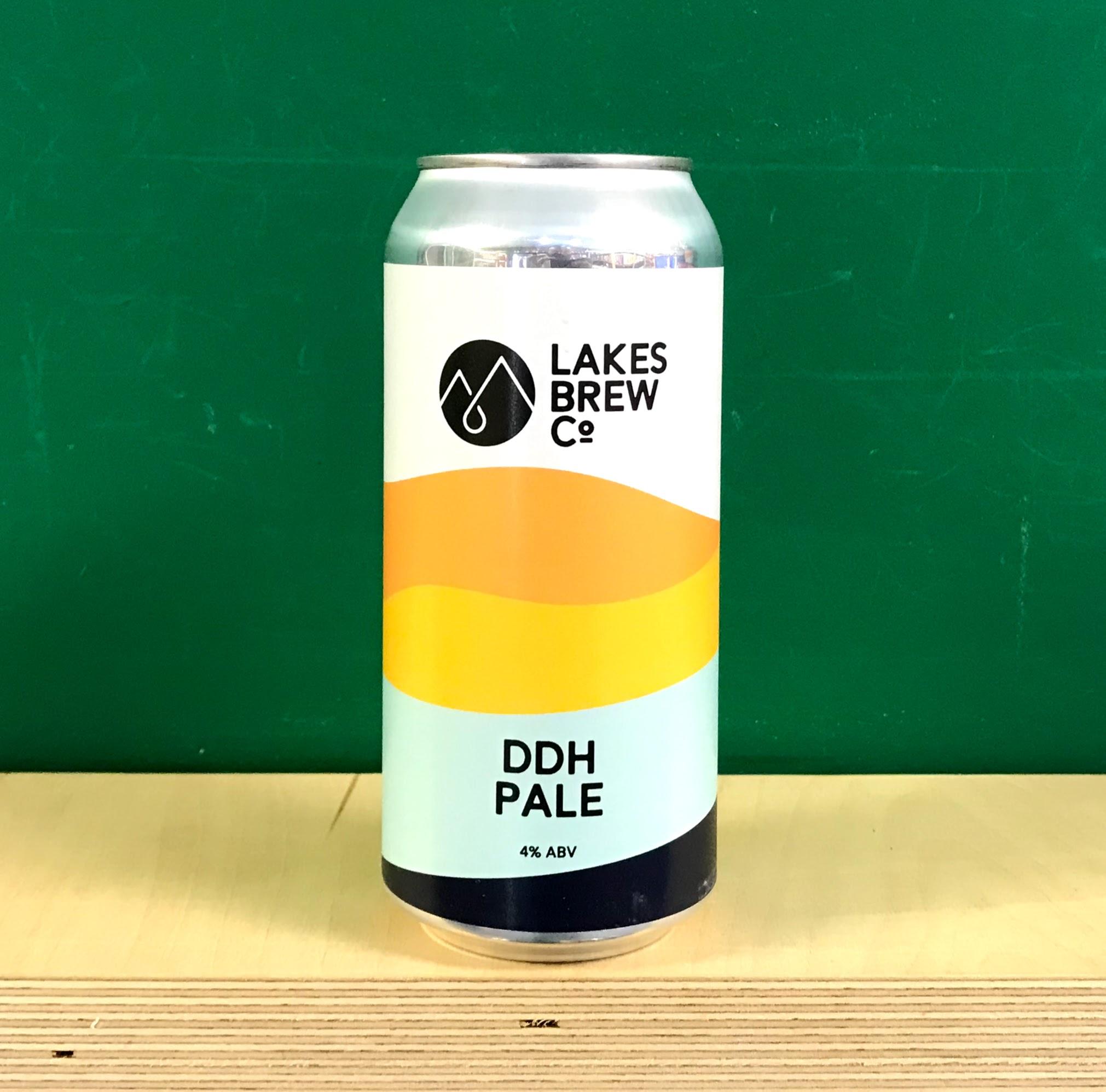 Lakes Brew Co DDH Pale