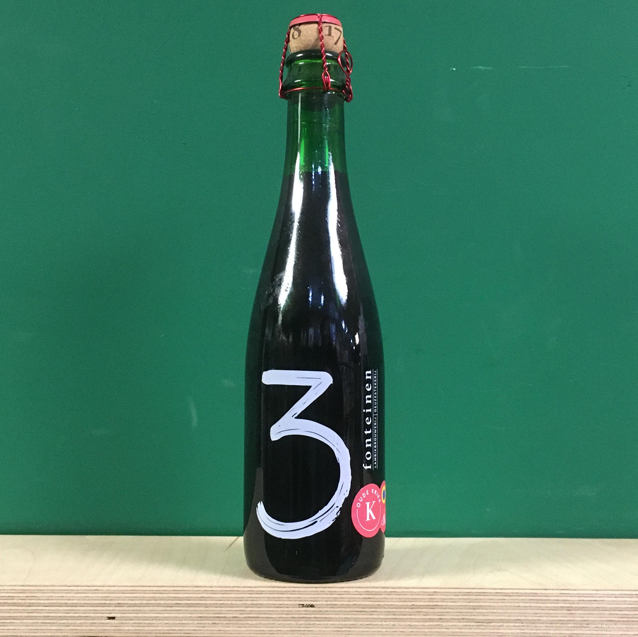3 Fonteinen Oude Kriek - 375ml