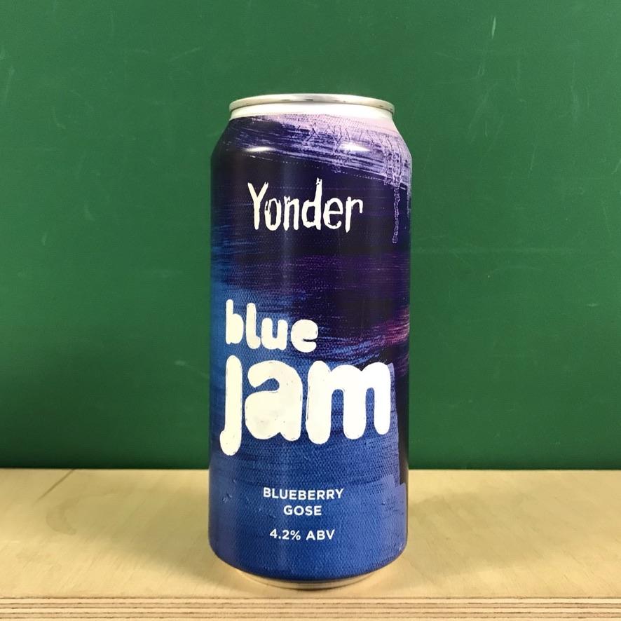 Yonder Blue Jam