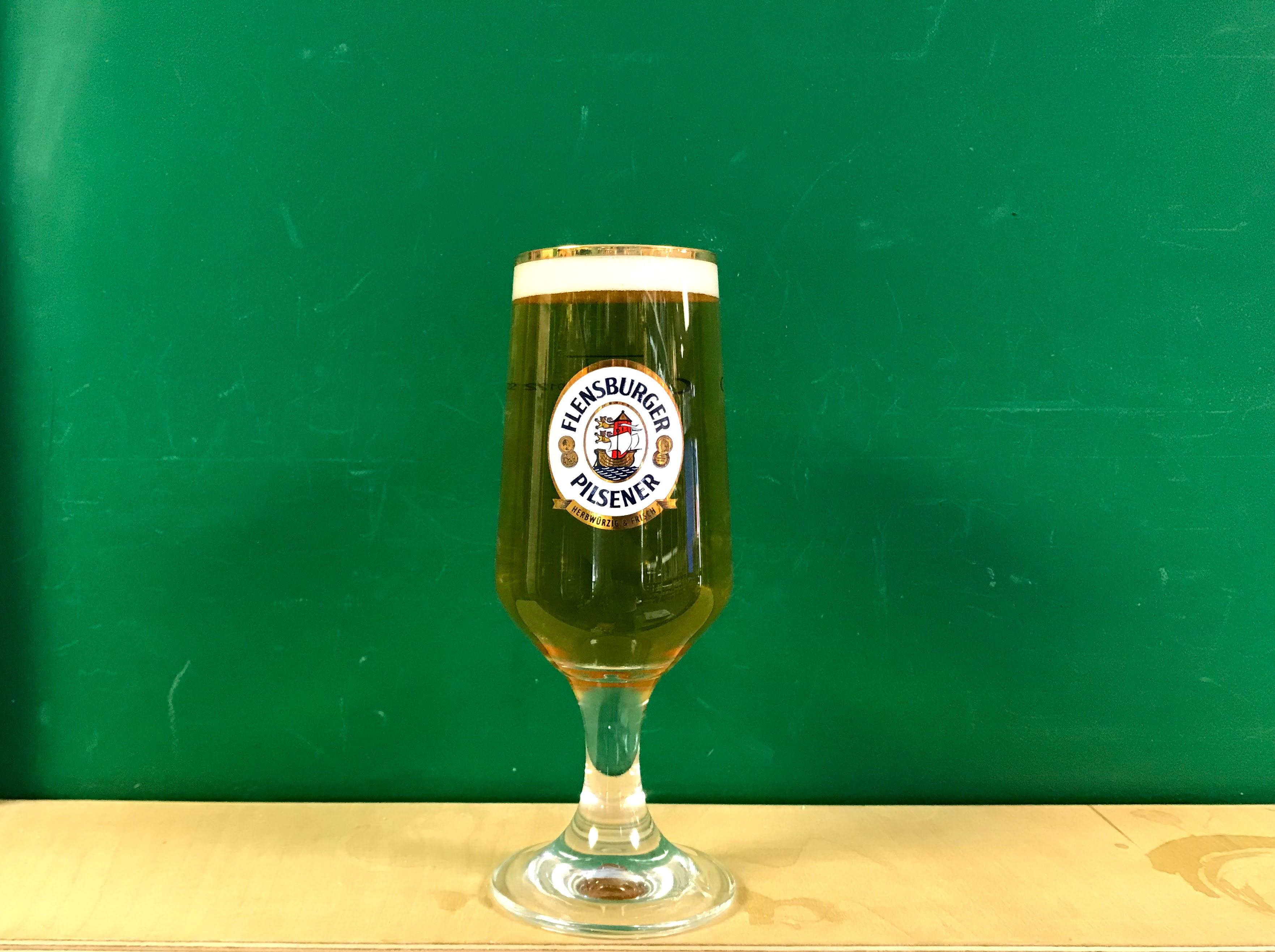 Flensburger Stem Glass