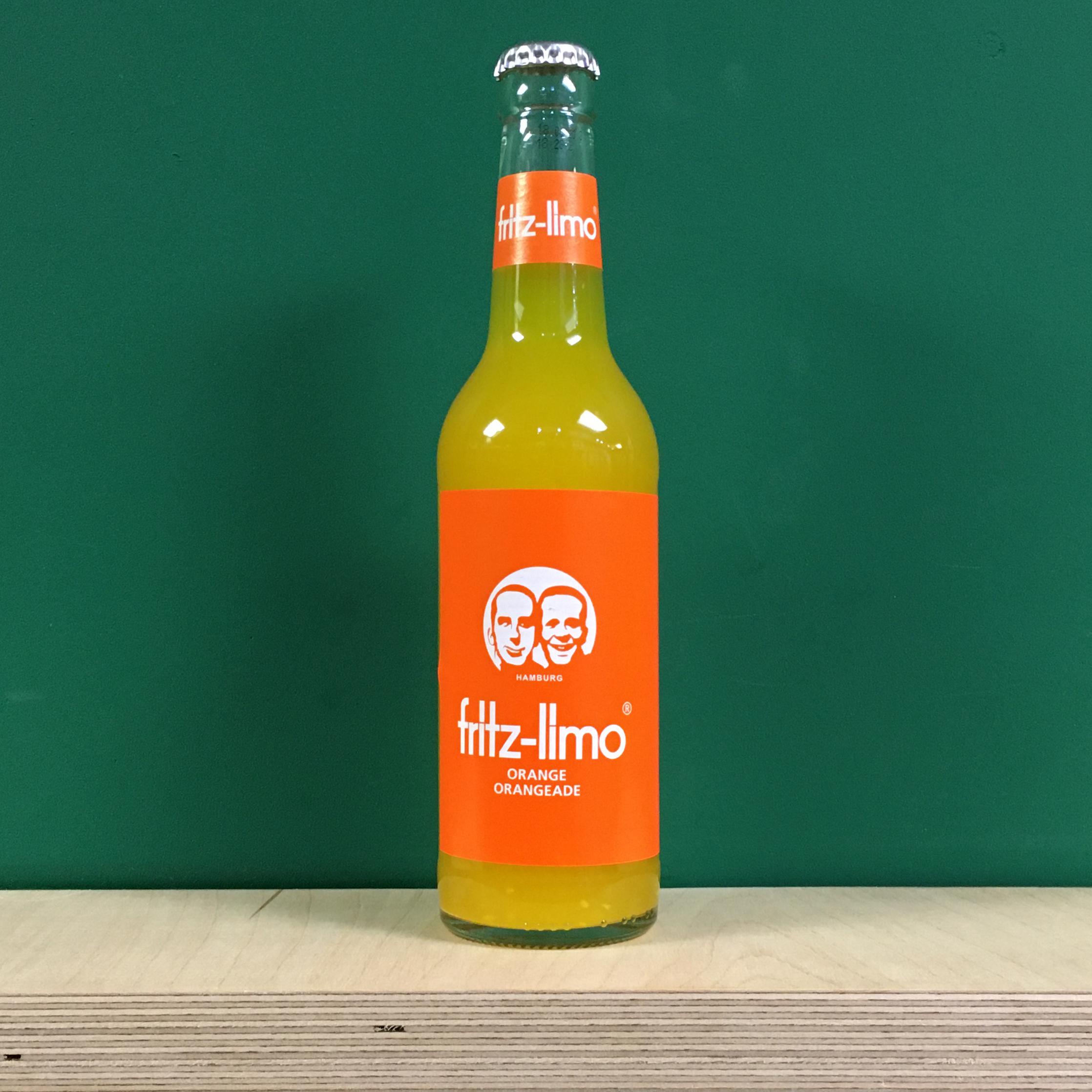 Fritz Limo Orangeade