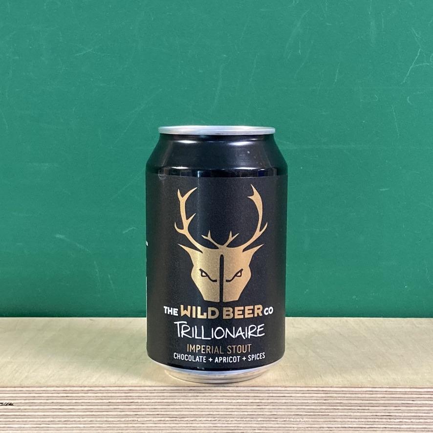 Wild Beer Trillionaire