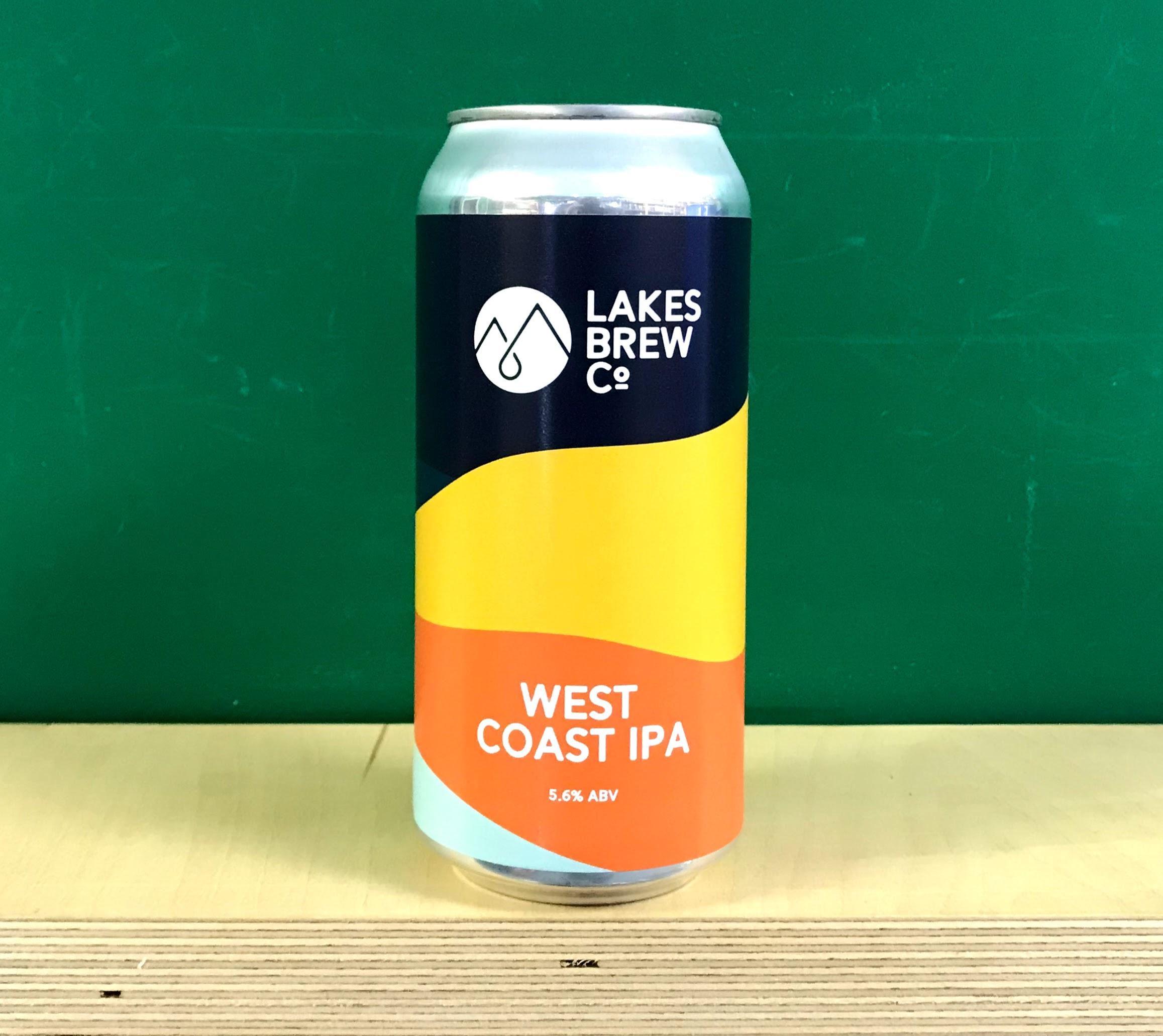 Lakes Brew Co West Coast IPA