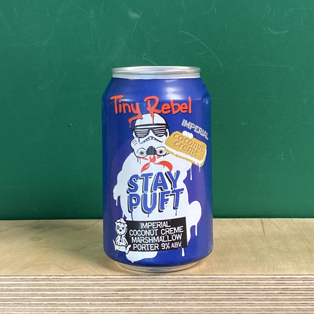 Tiny Rebel Stay Puft Coconut Creme