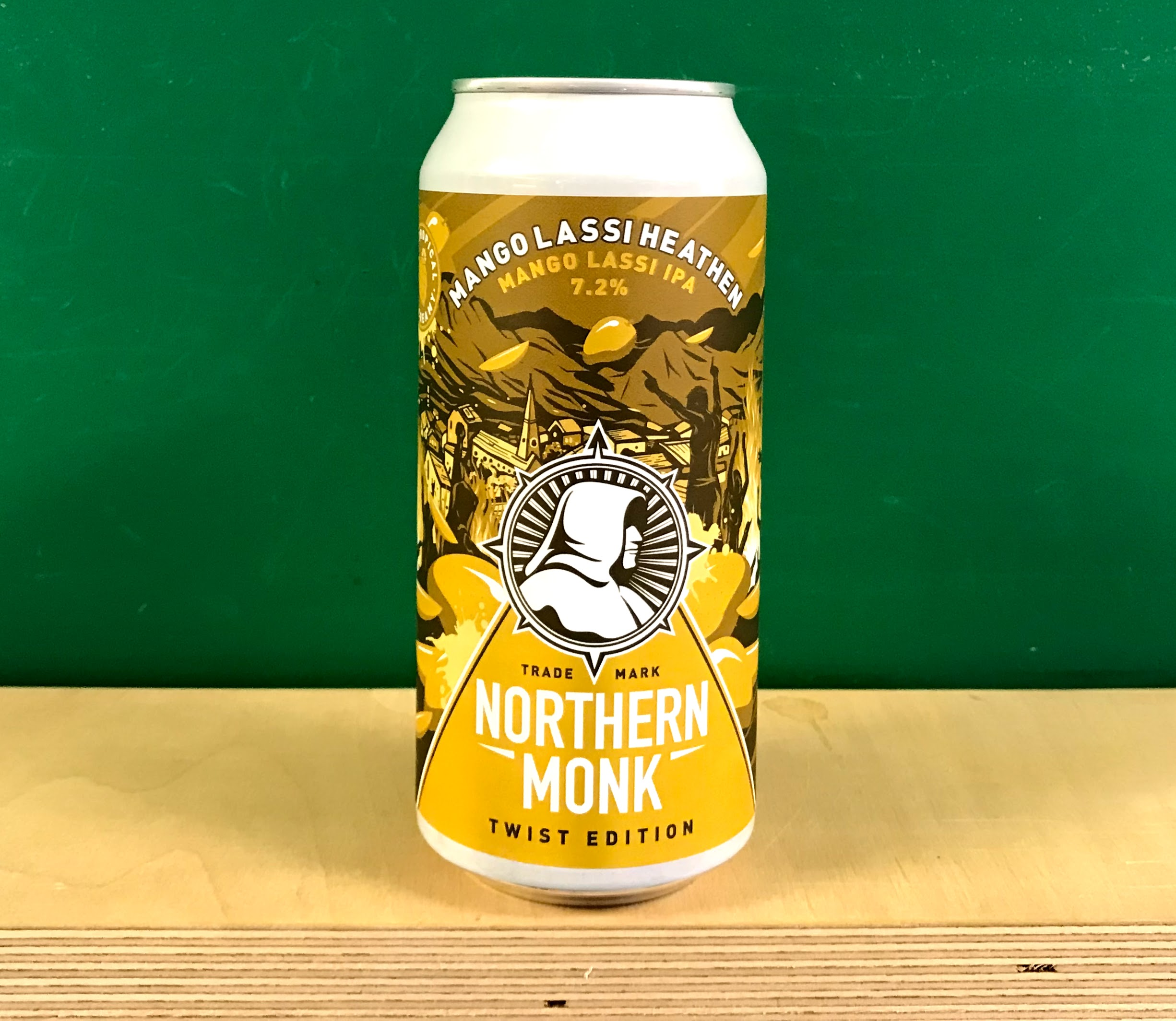 Northern Monk Mango Lassi Heathen