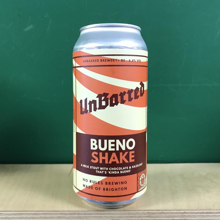 Unbarred Bueno Shake