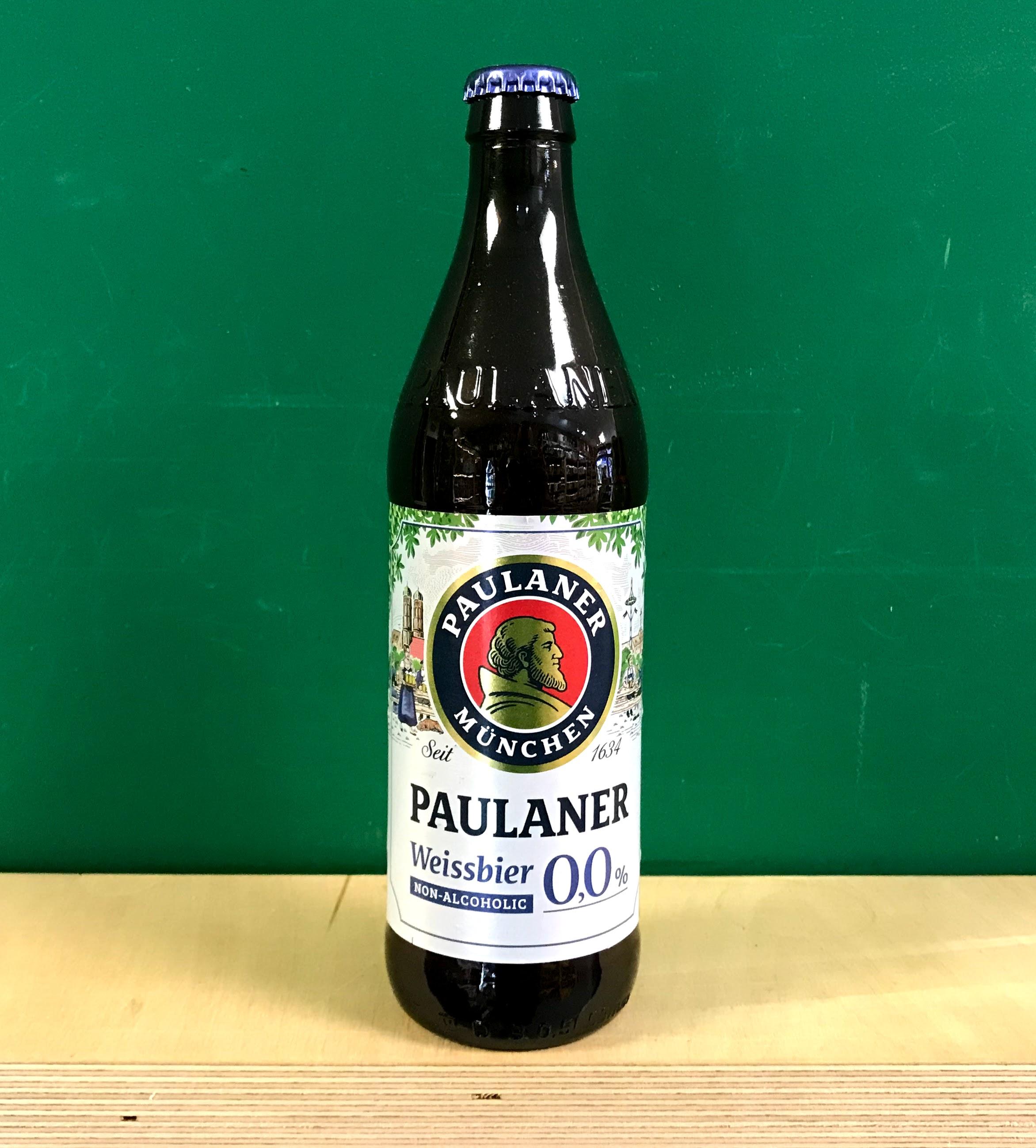 Paulaner Weissbier Alcohol Free