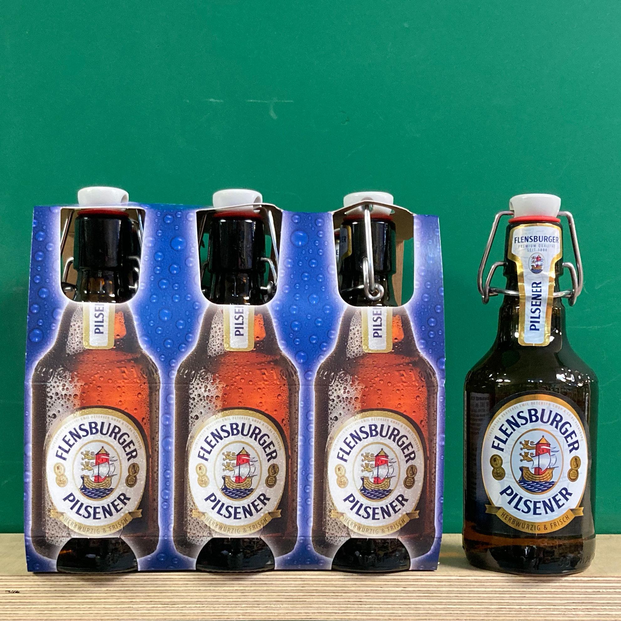 Flensburger Pilsner 6 Pack