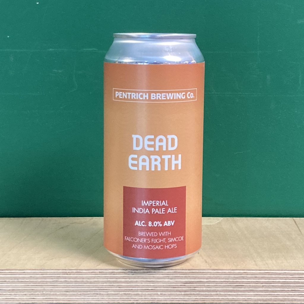 Pentrich Brewing Co Dead Earth