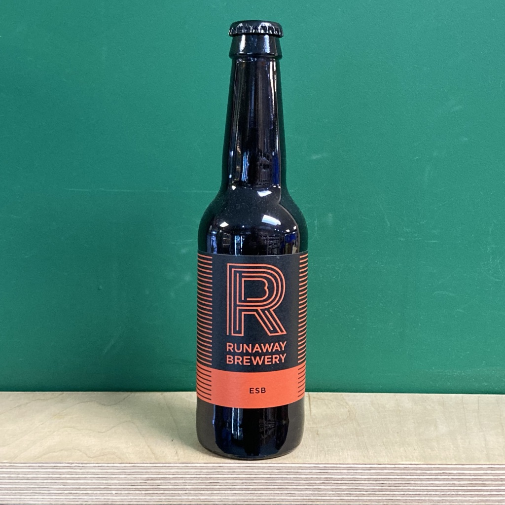 Runaway Brewery ESB